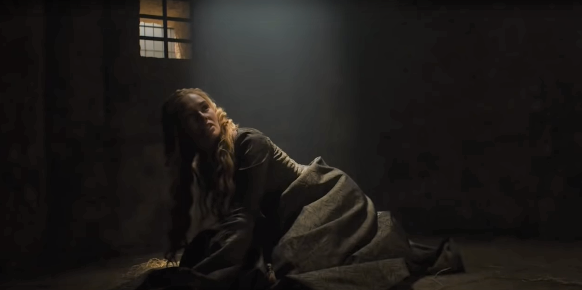 Cersei was feeling really good about herself right up until the moment the High Sparrow had Septa Mordane throw her in a cell
