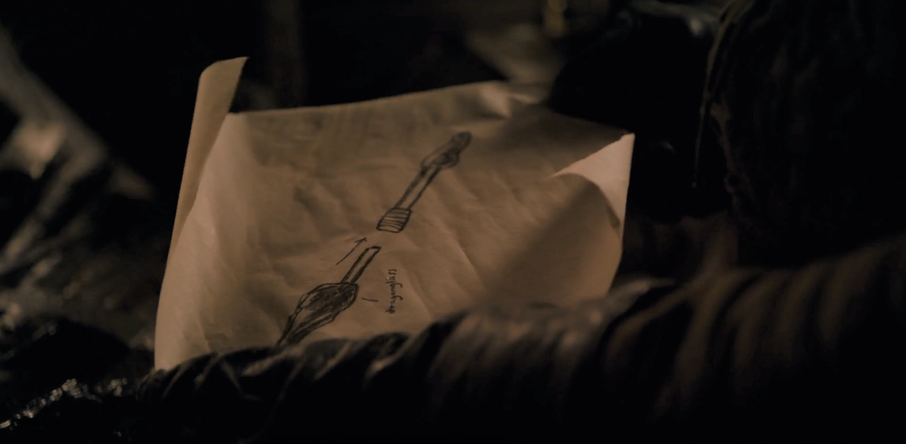 Game of Thrones Season 8 Episode 1 Arya Weapon.PNG