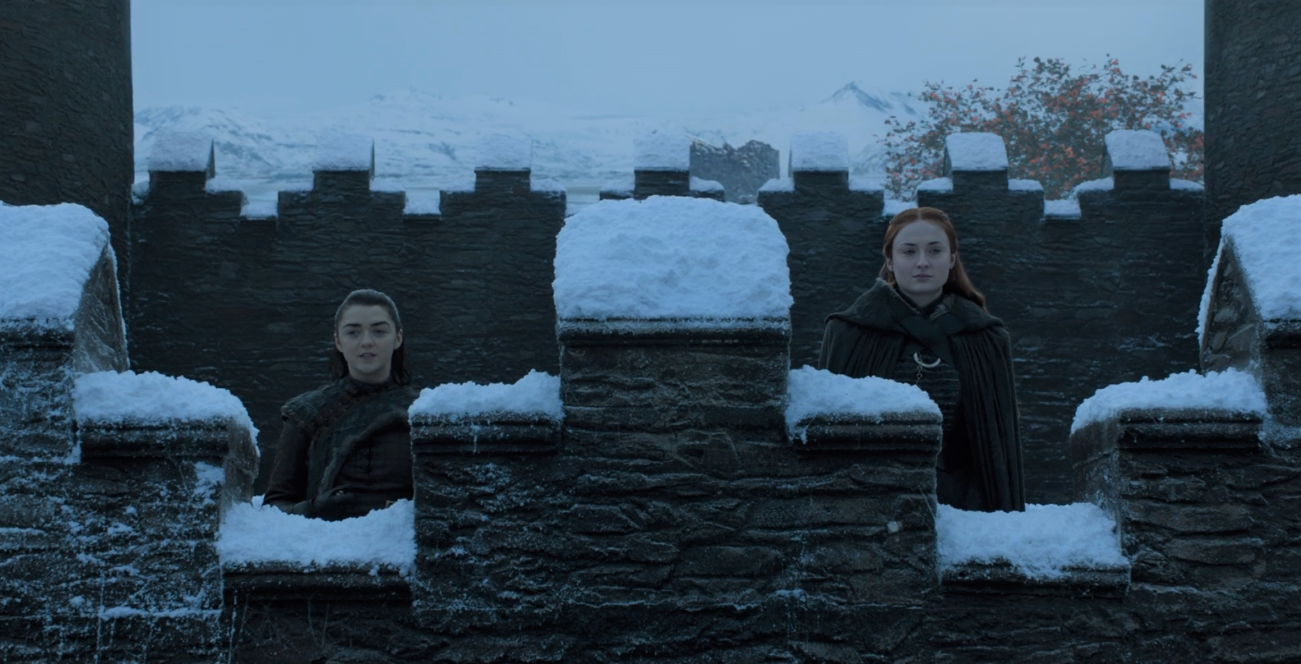 Game of Thrones Season 7 Episode 7 Winterfell.PNG