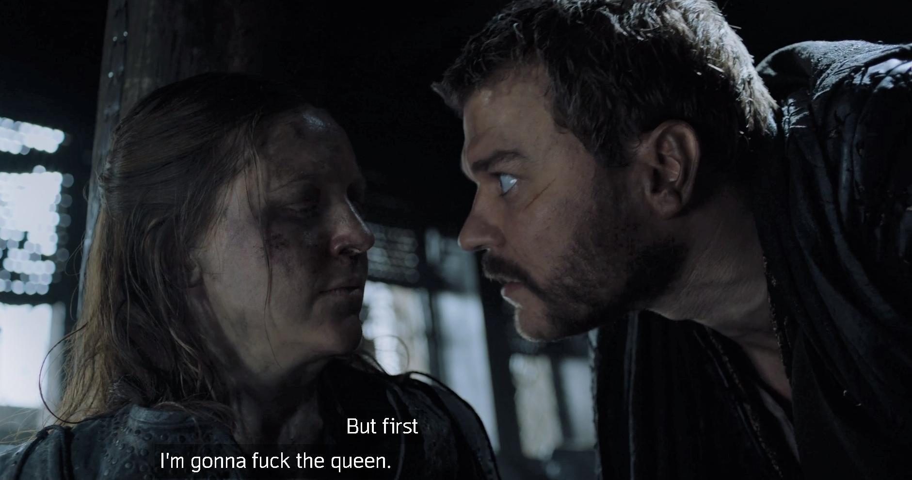 Might be some clever wordplay, whether Euron knows it or not