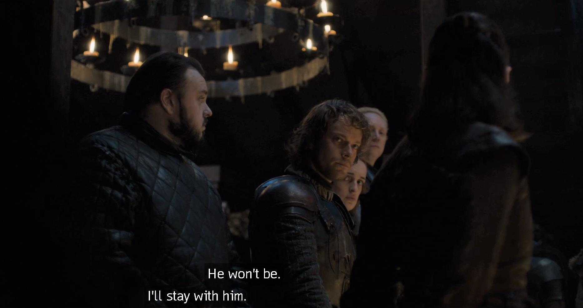 Game of Thrones Season 8 Episode 2 War Council.PNG