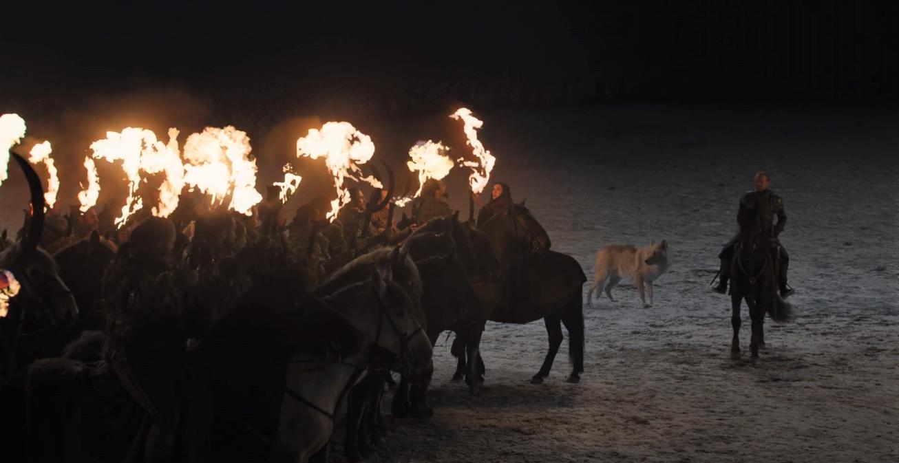 Game of Thrones Season 8 Episode 3 Melisandre Arakhs.PNG