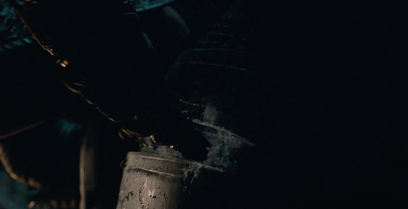 Game of Thrones Season 8 Episode 3 Arya Night King 5.PNG