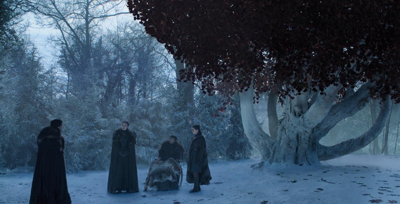 Game of Thrones Season 8 Episode 4 Stark Children.PNG