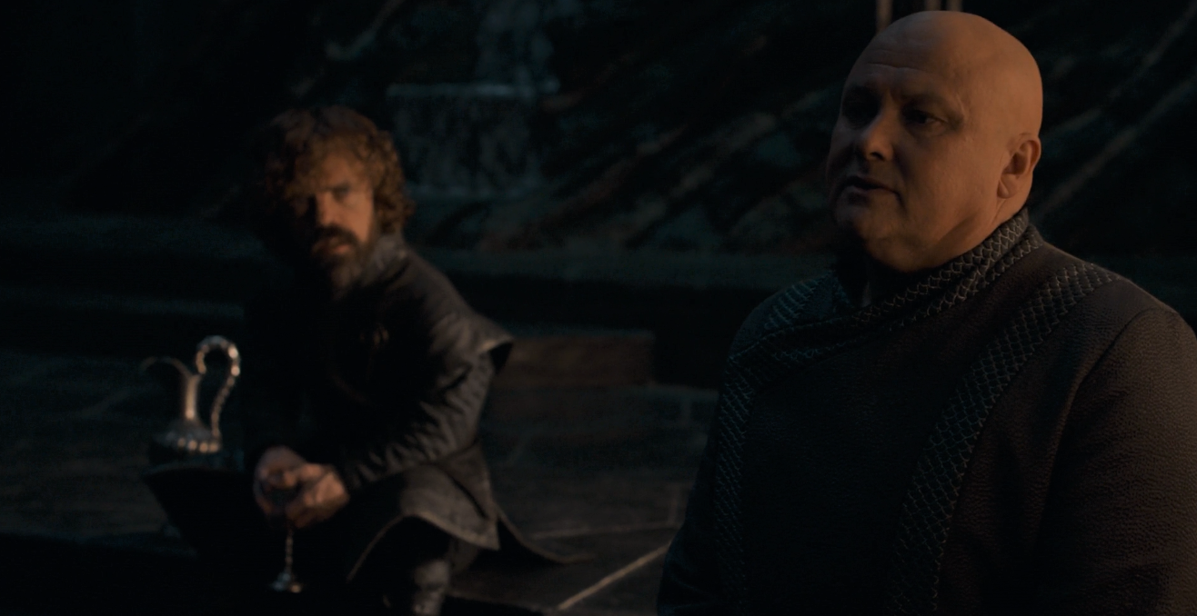 """Should we hold our bad advice against Dany? If we don't, we're going to have to acknowledge our mistakes ourselves…"""