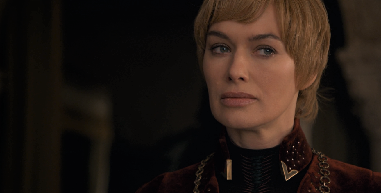 Cersei since seeing  the wight-in-a-box