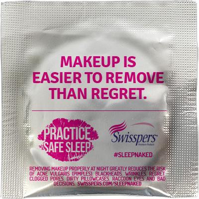 US Cotton/Swisspers - Practice Safe Sleep: Giveaway