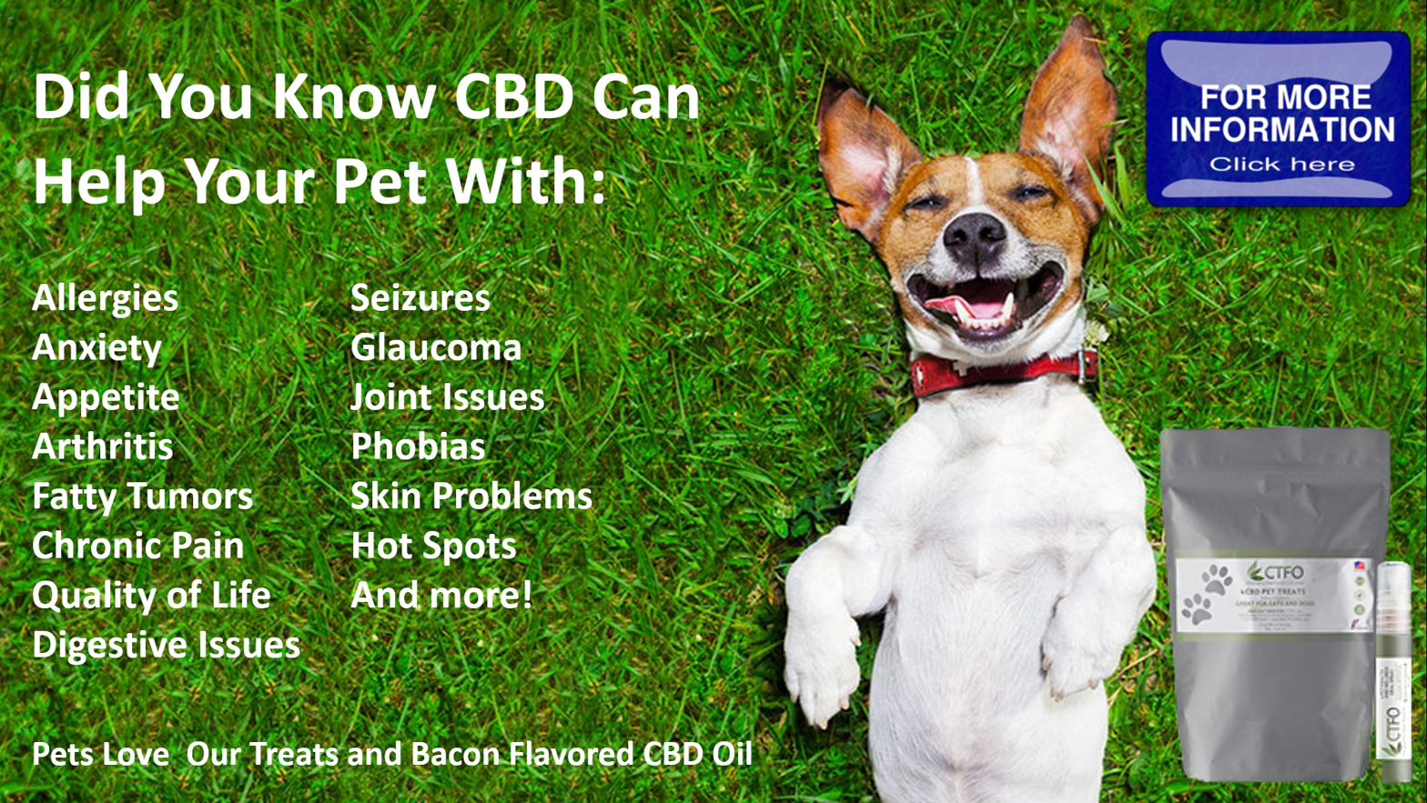 CBD for Pets at EBARR.org