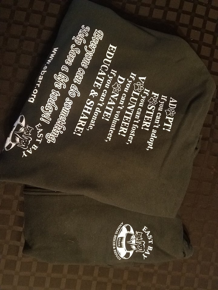 EBARR Sweatshirt Black