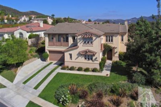 1060 Via Palermo, Thousand Oaks, CA Closed/ Listed at $1,130,000