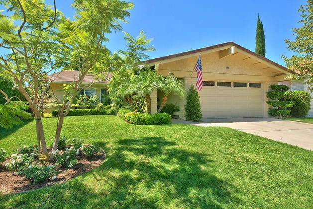 1109 Finrod Court, Westlake Village, CA Closed/ Listed at $839,000