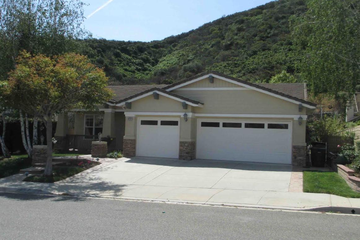 4722 Via Del Rancho, Newbury Park, CA Closed/ Listed at $890,000