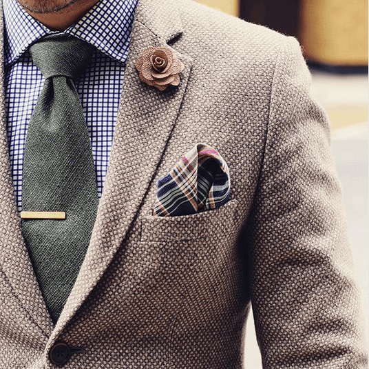 Accessories - 1. Pocket Squares2. Cuff Links3. Watches4. Beads5. Lapel Pins