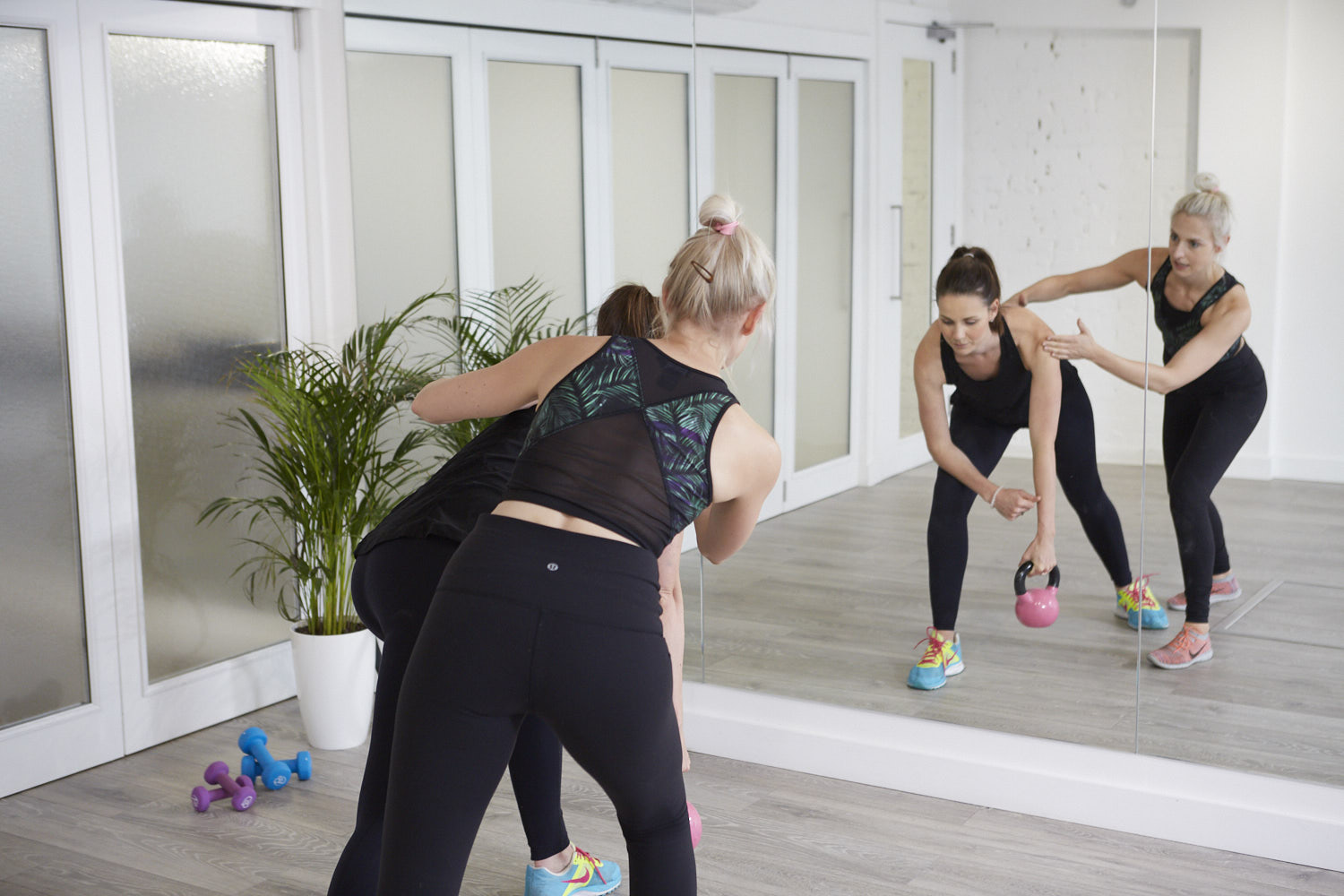 Non-Judgemental Friendly Environment - Feel comfortable and relaxed in our beautiful,light studio, while we work with your to enhance your body confidence