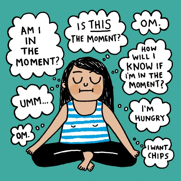 Illustration by the talented  Gemma Correll