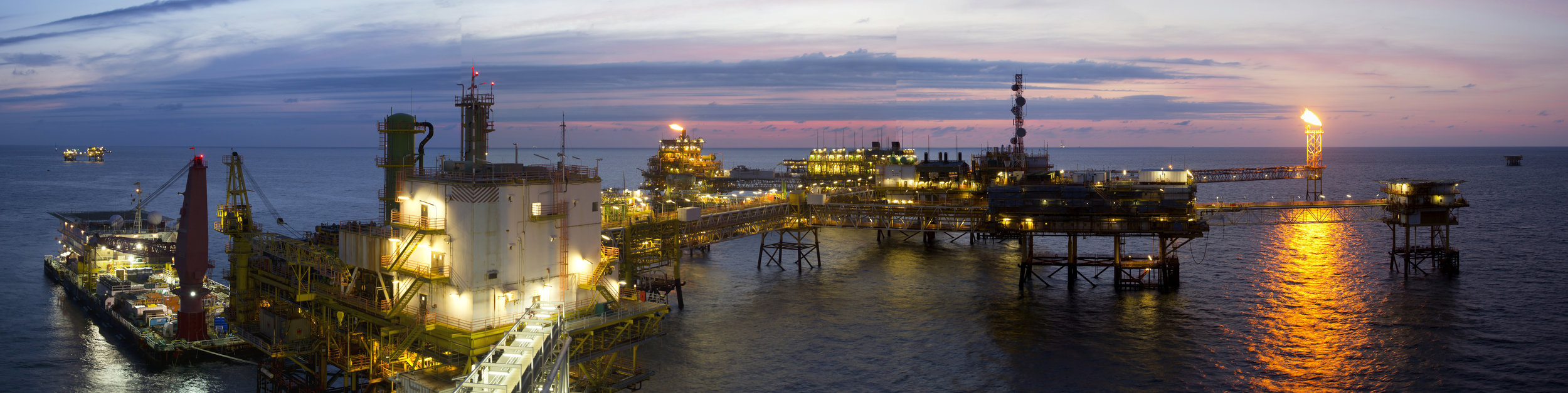 We Help      Oil and Gas Companies   Through commercial and technical expertise