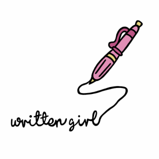 """Written Girl """" The Truth About Love """""""