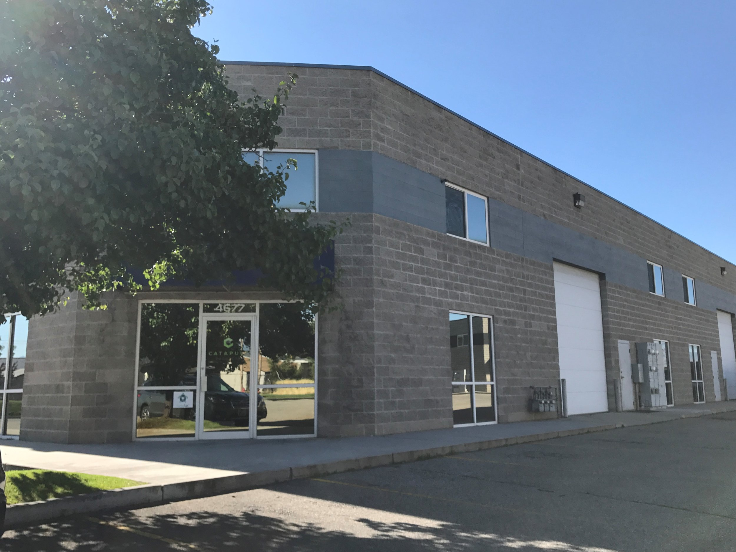 Catapult Products operates from its 12,000 sq ft manufacturing and distribution facility in Salt Lake City, UT.