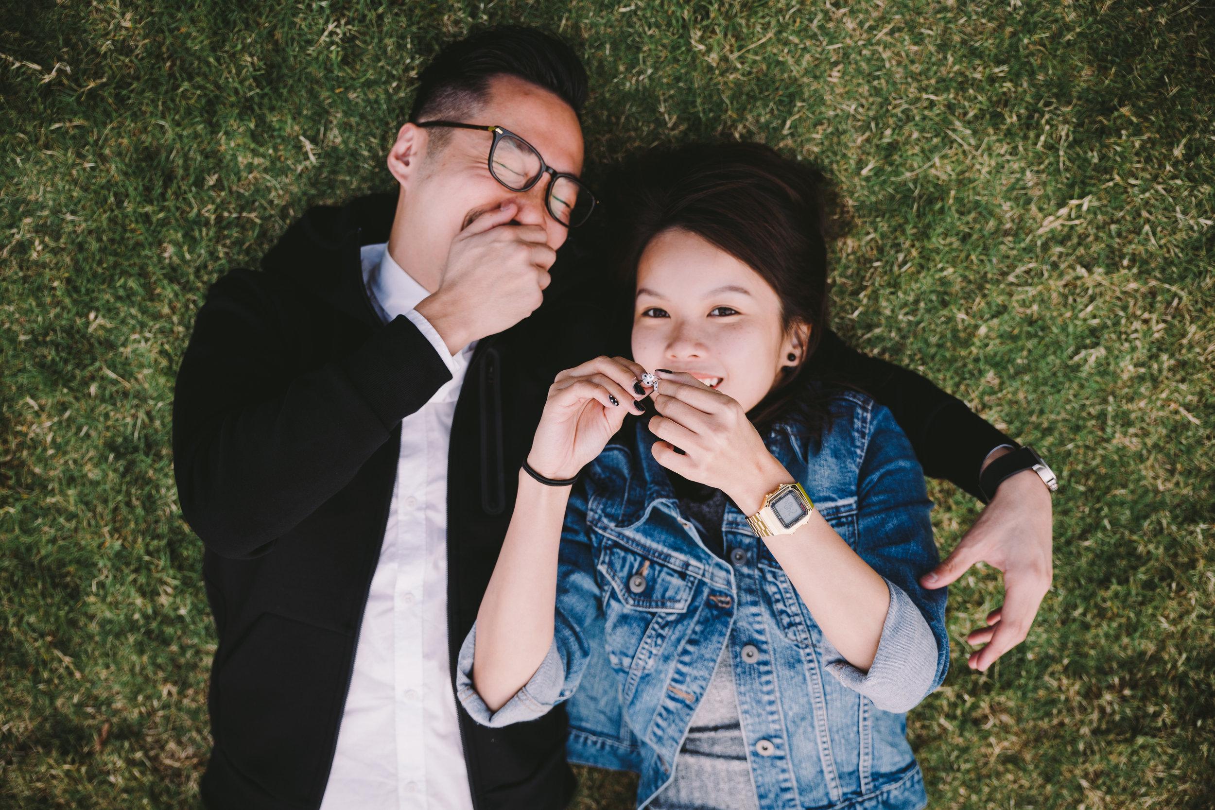 Jane & Joel: Proposal