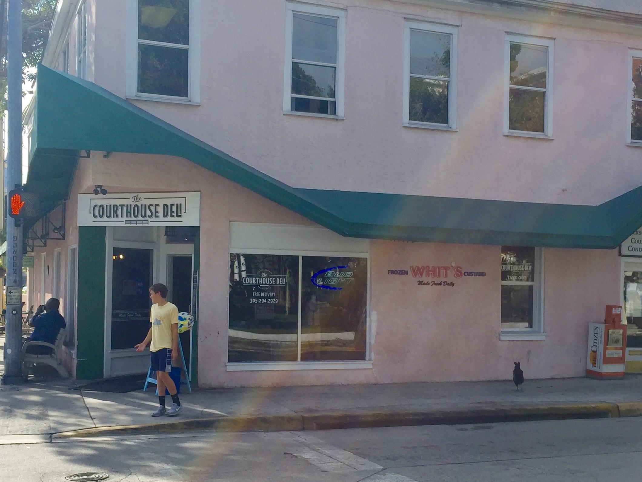 Key West FL location