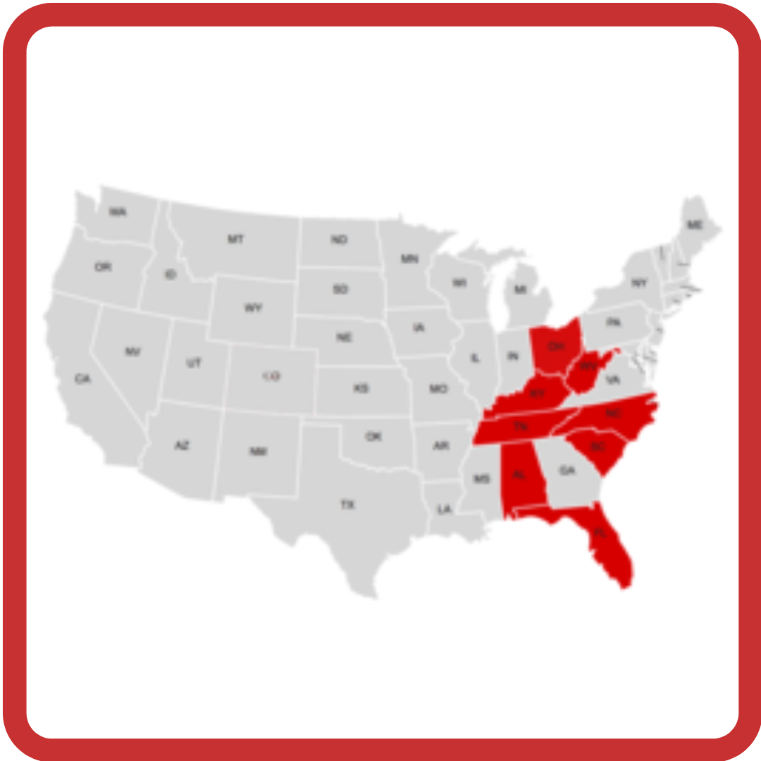 15 Faded  Red Box US Map.png