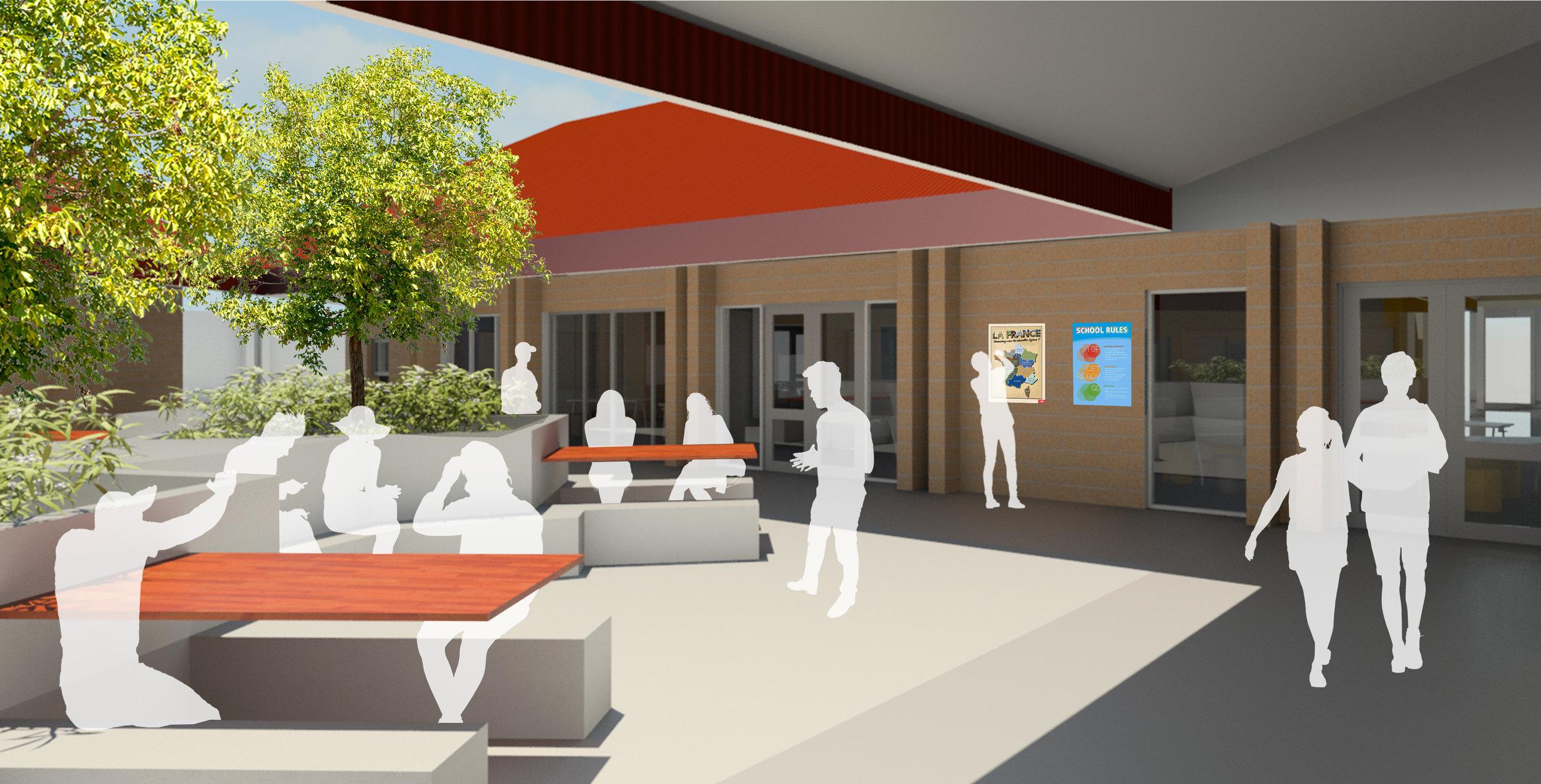 Copy of Leaf Architecture - McCarthy Catholic College, Emu Plains