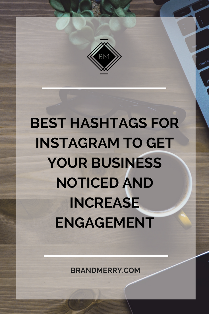 Best hashtags to organically grow your Instagram and increase engagement #socialmedia #instagram #marketing