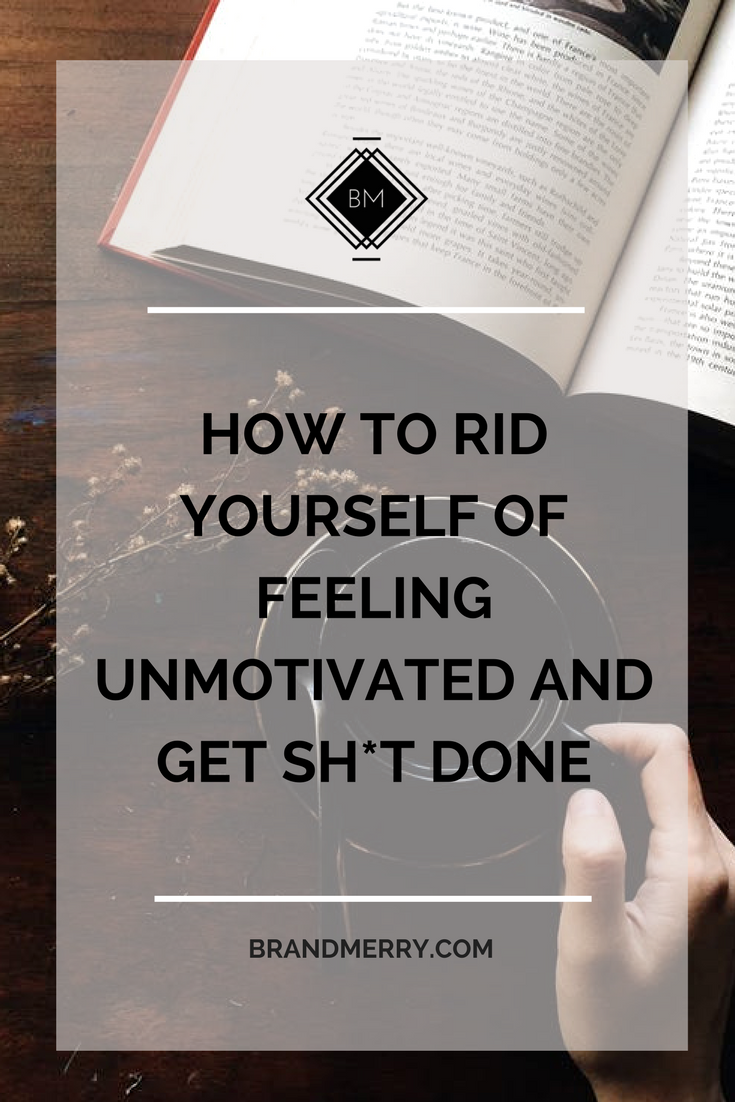How to stay motivated and achieve your goals
