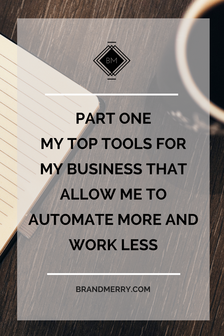 Top Tools to Automate Your Business So You can Work Less and Make More