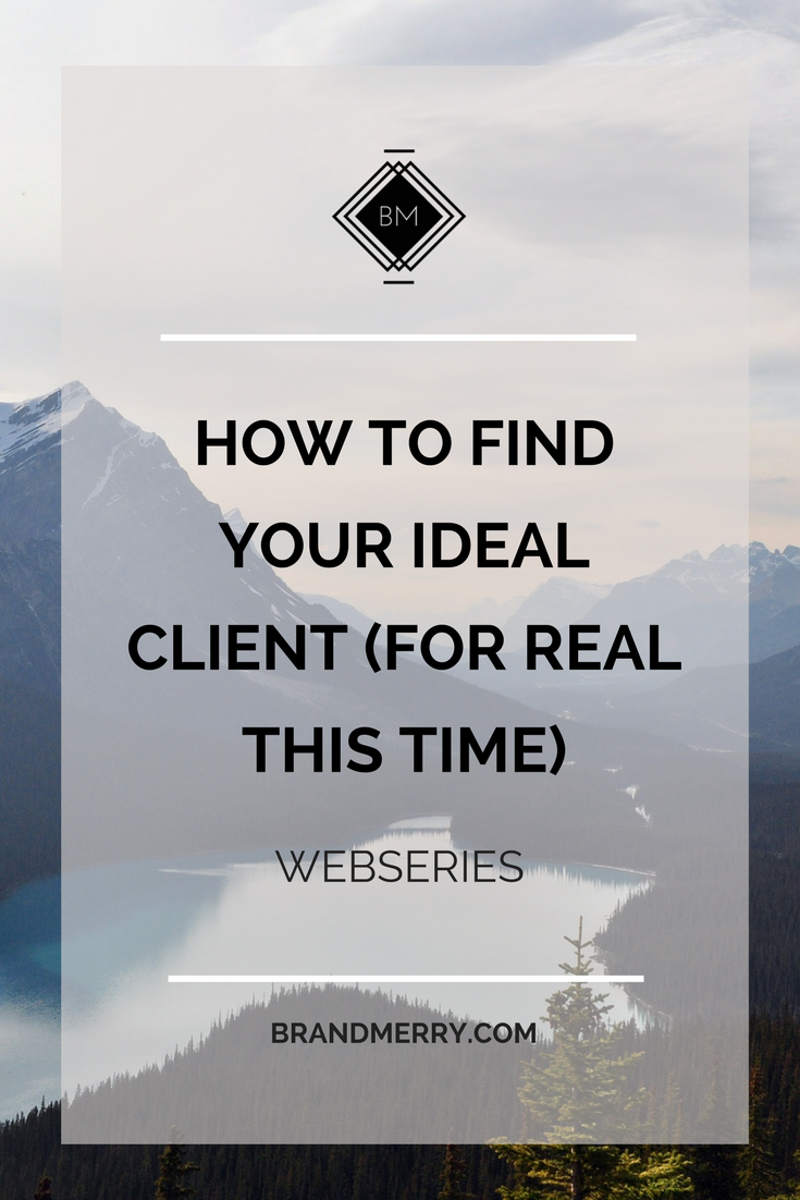 How to find your ideal clients online