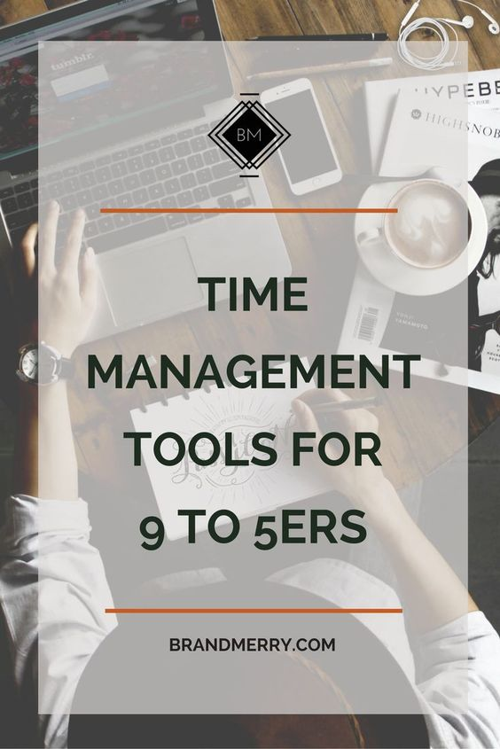 Time Management Tools for 9 to 5ers who are ready to launch their dream biz.