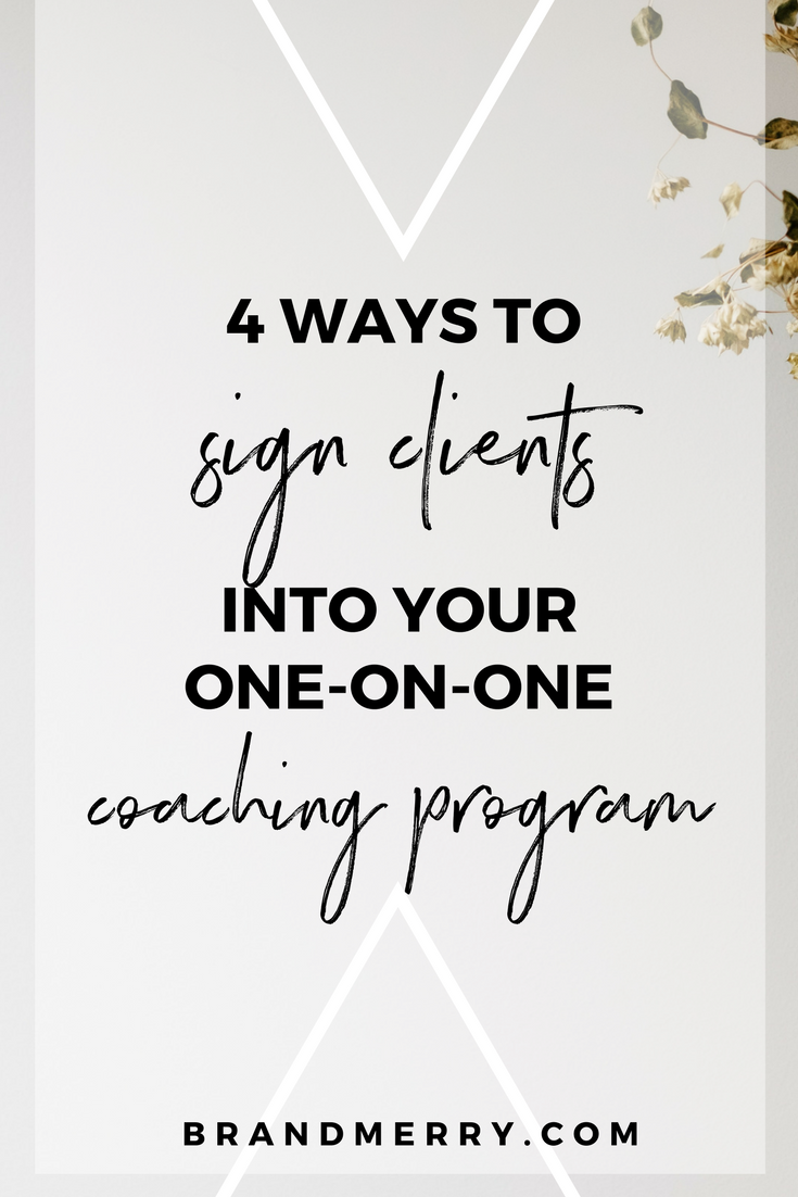 Filling your client roster, even when just starting out, doesn't have to be difficult. I'm sharing the exact four steps that led to my first $12k in my business and has allowed me to sell out my 1:1 package everytime it opens for enrollment.