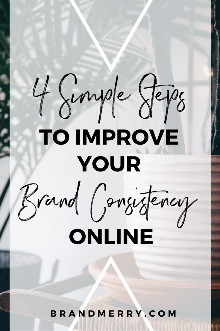 Brand recognition is important because it build trust among your community and trust results in more business for you and your brand. Learn 4 steps you can take RIGHT NOW to improve your brand consistency online
