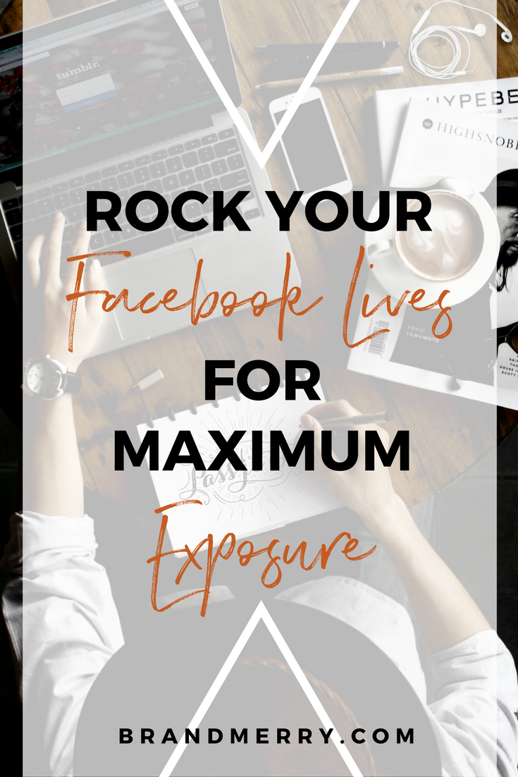 Facebook Live is an excellent tool to build trust with your community and increase your visibility, but it can also be a little overwhelming. In just a year I've used consistent Facebook Lives to sell a range of items from $97 to $8,000 packages. Now, I'm sharing how I structure my live streams so you can do the same to maximum exposure.
