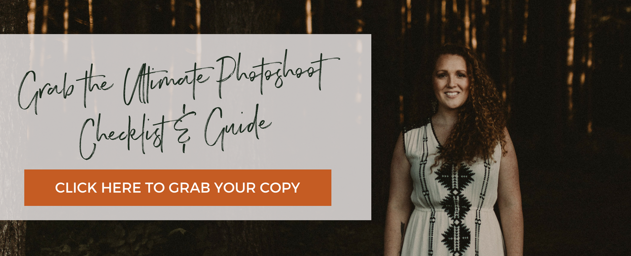 Ultimate photoshoot guide and checklist for personal brands