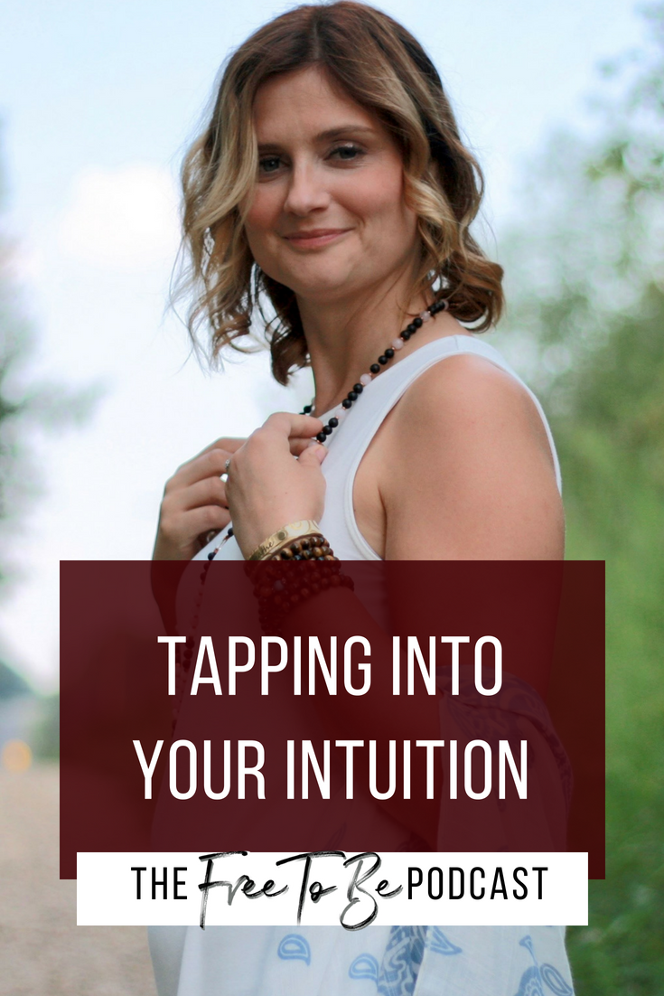 Tapping Into Your Intuition With Tani Morgan | Episode 4 of The Free to Be Podcast with Michelle Knight