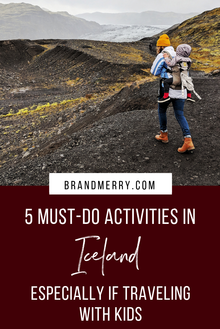 Iceland is such a beautiful place, full of so much natural wonder and the perfect opportunity for a little R&R and grounding. We explored this beautiful country with our 2.5 year old toddler and in today's blog I want to share some of my top kid-friendly activities in Iceland, how we book our accommodations and my #1 must-have travel necessity while traveling as a family.