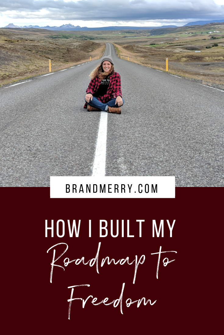 How I Built my Roadmap to Freedom | Starting a business, entrepreneur tips, how to start an online business | Brandmerry