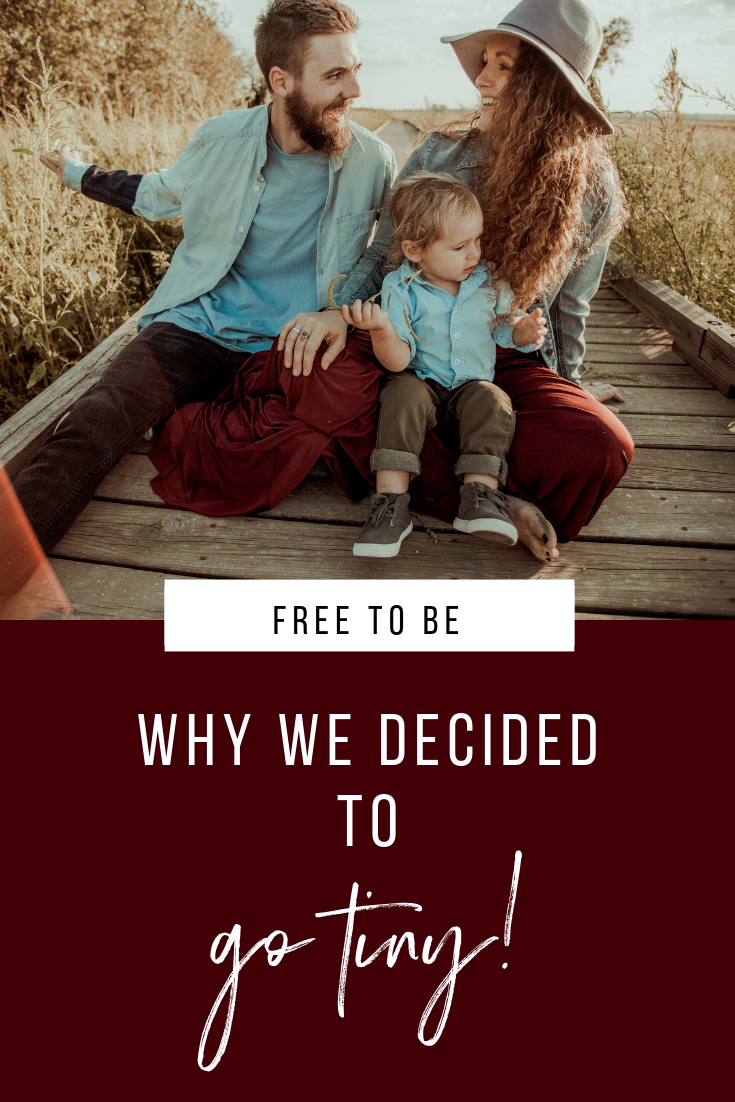 Learn why our family of three has decided to redefine the American Dream and embrace the tiny lifestyle, while building their entrepreneur business on the road,