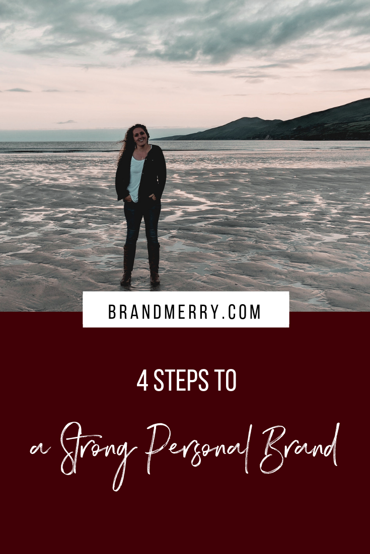 4 Steps to a Strong Personal Brand.png