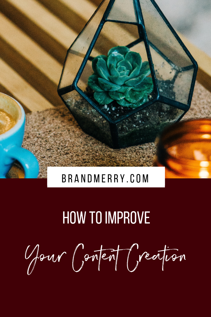 Learn four of my favorite tools and tips to improve your content creation.