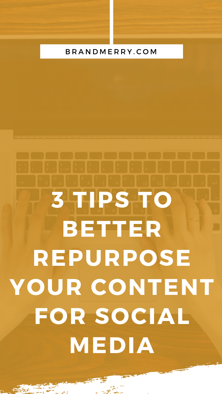 Ever wonder how so many people can take a single piece of content and spread it around like hot cakes? It's all about repurposing and understanding the art of repurposing. Ultimately, you want a way to quickly repurpose your content so you can reach more people on more platforms, without sacrificing the quality of your content. In this blog you'll learn my exact process I use in my business to repurpose one single video + my top tips to extend the life of your content through the art of repurposing.