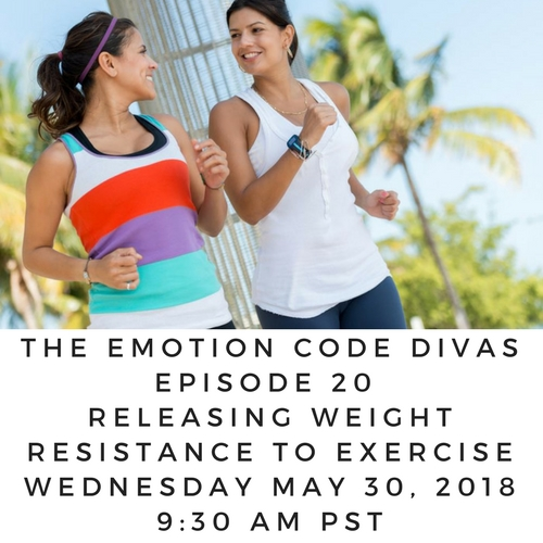 Emotion Code Releasing Weight and Resistance to Exercise