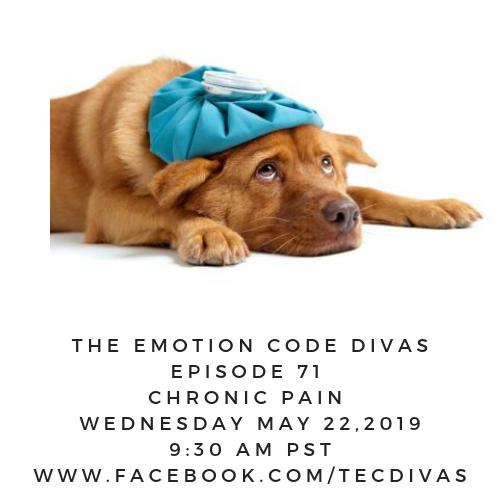 Emotion Code for Chronic Pain