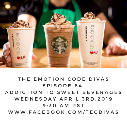 Emotion Code addiction to sweet beverages