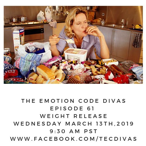 Emotion Code Excess Weight Release
