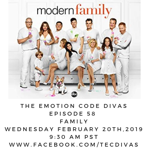 Emotion Code Family Relationship Issues