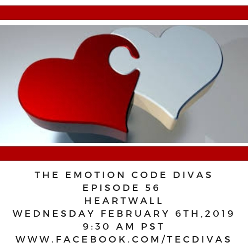 Emotion Code Removing a Heartwall
