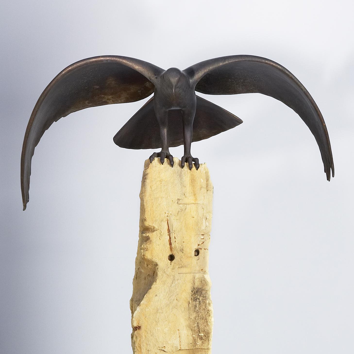 Eagle III (detail)