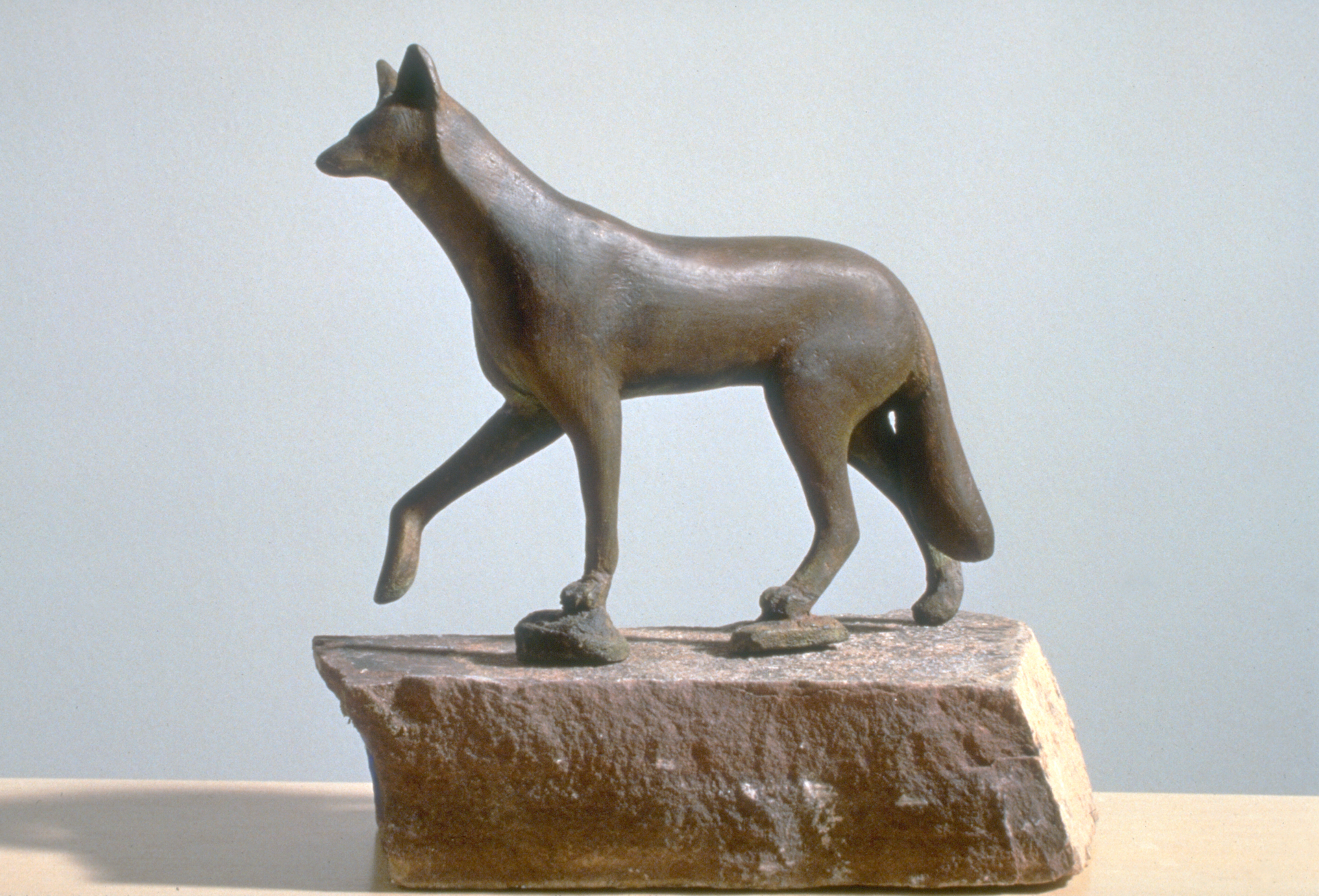 Coyote II Maquette
